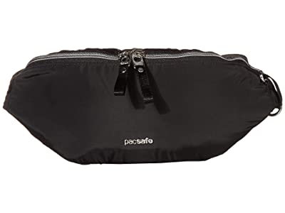 Pacsafe Stylesafe Sling Pack (Black) Handbags