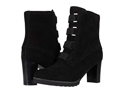 Blondo Reilly Waterproof (Black Suede) Women