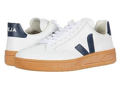 VEJA V-12 (Extra White/Nautico/Gum) Athletic Shoes