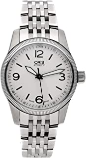 Big Crown Mechanical (Automatic) Silver Dial Mens Watch 733 7649 4031 MB (Certified Pre-Owned)