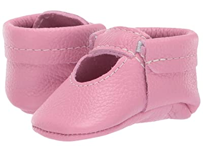 Freshly Picked Peony Ballet Flat (Infant/Toddler) (Purple) Girl