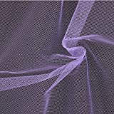 Fabulous Fabrics Tüll Flieder, Uni, 150cm breit – zum