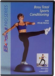 Bosu Total Deportes Acondicionado DVD con Mindy MYLREA