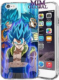 coque iphone 8 dragon ball super goku ultra instinct