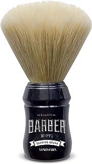 BARBER MARMARA Shaving Brush No.771 scheerkwast met dassenhaar, synthetisch en natuurlijk haar, mix voor superscheerschui...