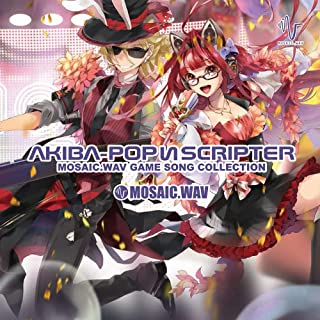AKIBA-POP И SCRIPTER~MOSAIC.WAV GAME SONG COLLECTION~(通常盤3CD)