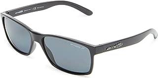 Arnette Men's AN4185 Slickster Rectangular Sunglasses