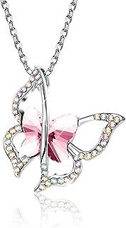Best swarovski crystal butterfly pendant Reviews