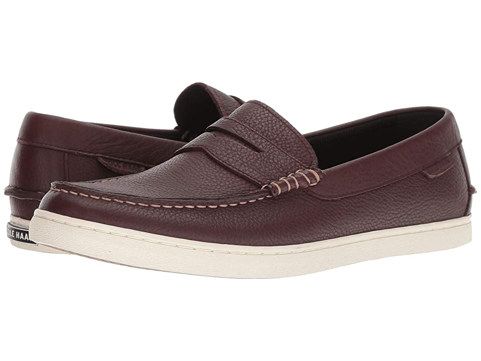Cole Haan Nantucket Loafer (Bitter Chocolate/Optic White) Men