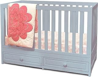 Athena AFG Marilyn 3-in-1 Convertible Crib Grey