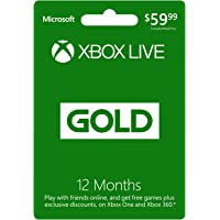 12 Month Xbox Live Gold Membership for 22500 Points