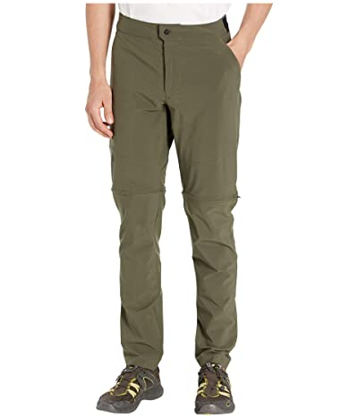 The North Face Paramount Active Convertible Pants (New Taupe Green) Men