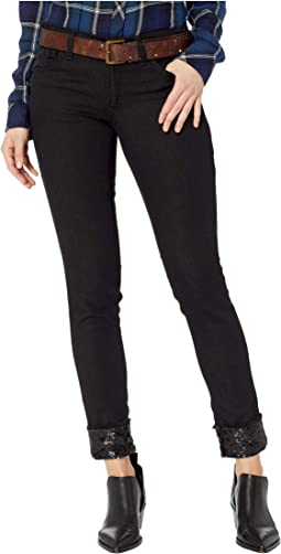 Ultra Stretch Skinny Jeans