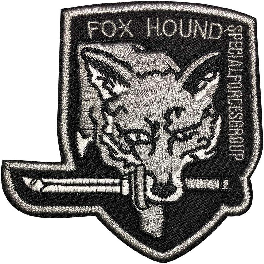 Morton Home Bombing new work Philadelphia Mall Metal Gear Fox Hound Special Logo Pat Original Force