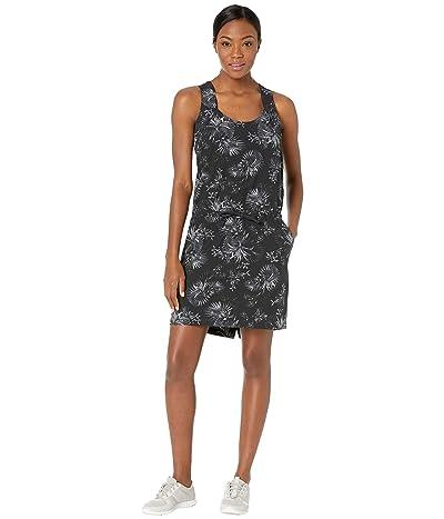 FIG Clothing Jul Dress (Black Mirage) Women