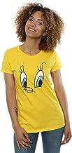 Looney Tunes Women's Tweety Pie Face T-Shirt
