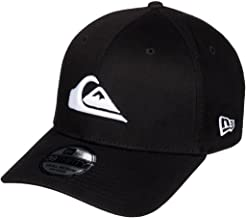 Quiksilver Men's Mountain and Wave Black Hat