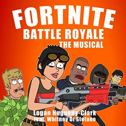 Fortnite Battle Royale: The Musical (feat. Whitney Di Stefano) [Explicit]