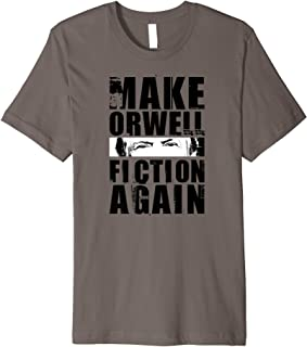 Best let's make orwell fiction again Reviews