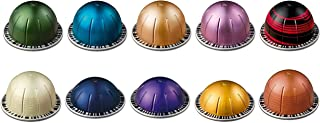 Nespresso Vertuoline Indulgent Sampler - a Total of 10 Coffee and Espresso Capsules Pods