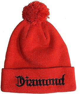Diamond 4 Life Beanie Red