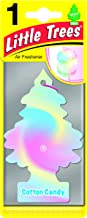 Air Freshener - LITTLE TREES 'Tree' - 'Cotton Candy' Fragrance MTR0046 - For Car Home - 1 Unit