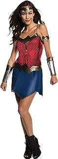 Adult Batman V Superman: Dawn Justice- Classic Wonder Woman Costume