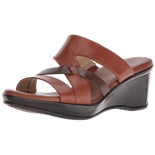 4f639b880b Naturalizer Women's Vivy Wedge Sandal