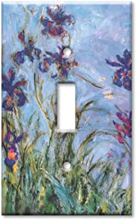 butterfly light switch plates