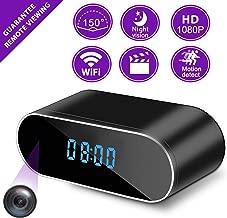 Best hidden cameras in clocks Reviews