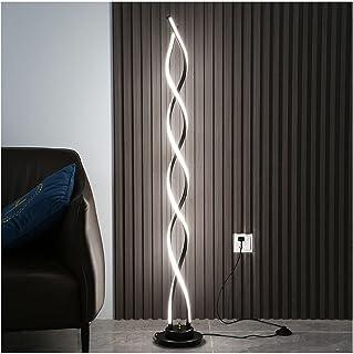 -Lampe de solon Lampadaire, Source de lumière LED Source Simple Salon Moderne Chambre à coucher Creative Ligne Creative Sp...