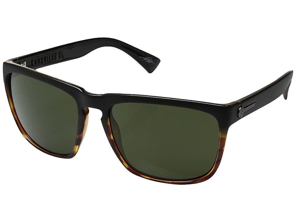Electric Eyewear Knoxville XL Polarized (Darkside Tort/OHM Grey) Sport Sunglasses