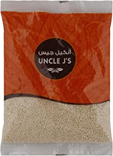 Uncle J's Sesame Seed, 200 gm