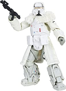 snowtrooper commander black series