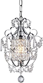 Whse of Tiffany RL4025 Jess Crystal Chandelier, 1 11