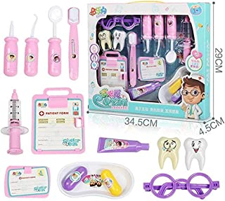 Toys And Hobbies,Educational Toys,Child Doctor Dentist Suit Simulation Toy Role-Playing Game Toy Set Educational Role-Playing Toys