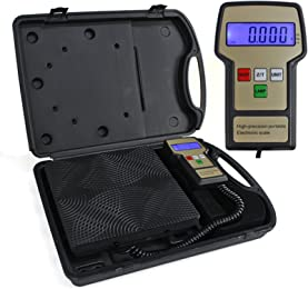 Best electronic scales for HVAC