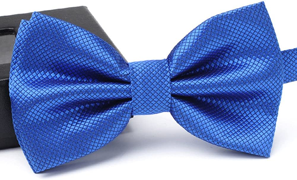 Men's pure bow tie/dress with bow