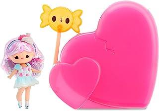 MGA Entertainment Secret Crush Minis – Crush to UNbox Sweet-Themed Mini Doll