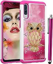 samsung slide up phone pink