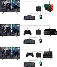 Joytorn Keyboard and Mouse Adapter for Xbox One / PS4 /Switch