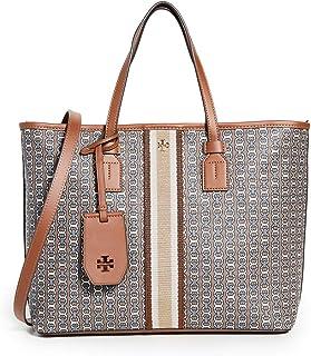 توري بورش جيميني لينك حقيبة يد صغيرة من القماش