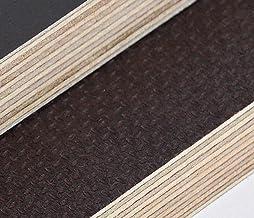 Pannelli per stampa serigrafica multiplex 9 mm in legno di betulla marrone con rivestimento in melammina grigio