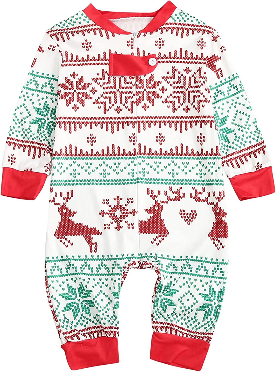 Christmas Pajamas for Family Max 58% OFF Industry No. 1 with Baby Mum Clothes Pjs Matching
