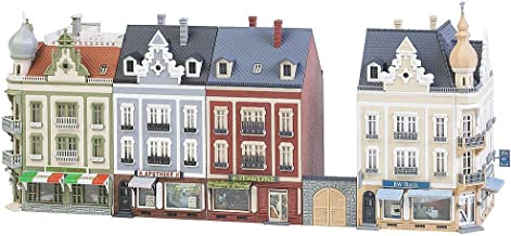 Faller 232385 Row of Town Houses N Scale Building Kit