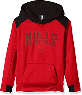 NBA by Outerstuff NBA Kids & Youth Boys Off The Court Performance Pullover Hoodie