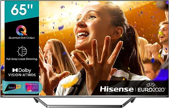 TALLA 65 pulgadas. Hisense ULED 2020 65U71QF - Smart TV 65