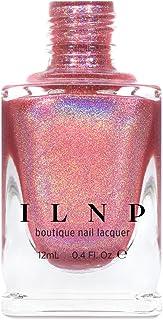 ILNP Kiss And Tell - Flamingo Pink Ultra Holographic Nail Polish