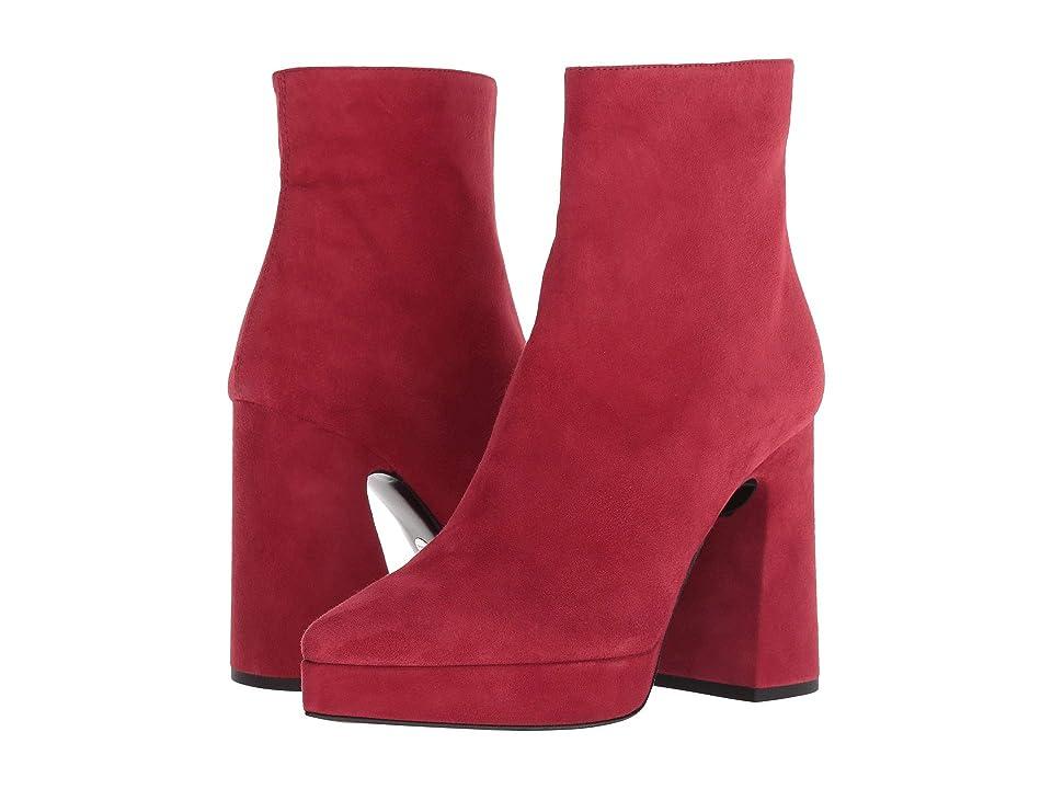 Proenza Schouler HG Bootie Plat (Medium Red) Women