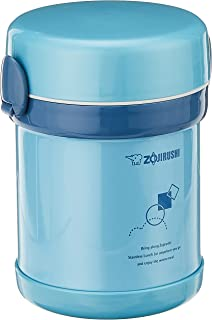 Zojirushi SL-MEE07AB Ms. Bento Stainless Lunch Jar, Aqua Blue One size